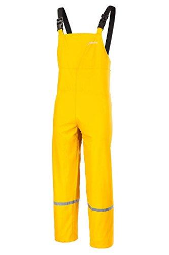 Albatros 274540-700-M Regenlatzhose Forecast Größe M in gelb, M