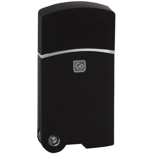 Design Go Reisezubehör USB Shaver Reise-Rasierer mit USB Anschluß schwarz