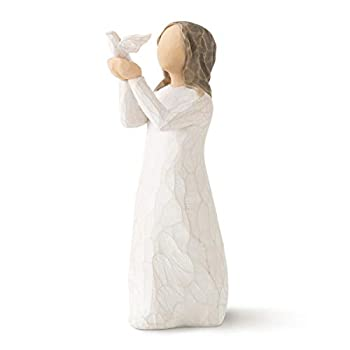 Willow Tree Soar Sculpted Hand-Painted Figure