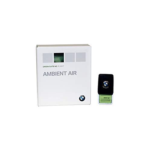 Original BMW Ambient Air, Green Suite No. 1, Duft, Duftstecker, Geruch BMW 5er G3x / 7er G1x