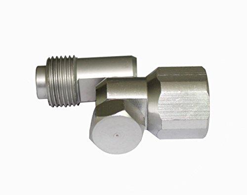 DUSICHIN DUS-180 Airless Paint Spray Gun Swivel Joint, 7/8 Inch Thread, 180 Degree Rotation