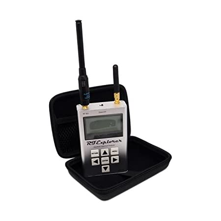RF Explorer スペクトラムアナライザ 簡易型 ハンドヘルド・デジタル ポケットサイズ スペアナ (3Gコンボ)