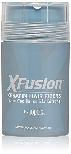 XFusion Regular Size Keratin Hair Fibers, Light Blonde, 15 grams/0.53 oz