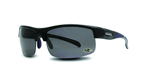 NFL Baltimore Ravens Sunglass Microfiber Cleaning Cloth
