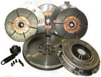 Valair NMU70G56TRIPLE-NW - Cummins - Triple Disc Ceramic Clutch