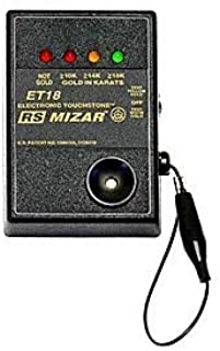 Mizar Et18 RS Electronic Gold Tester by