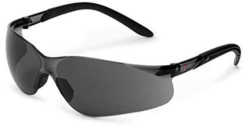 Nitras 9011 - Gafas de trabajo de laboratorio (EN 166 y protección UV 400, tintadas)