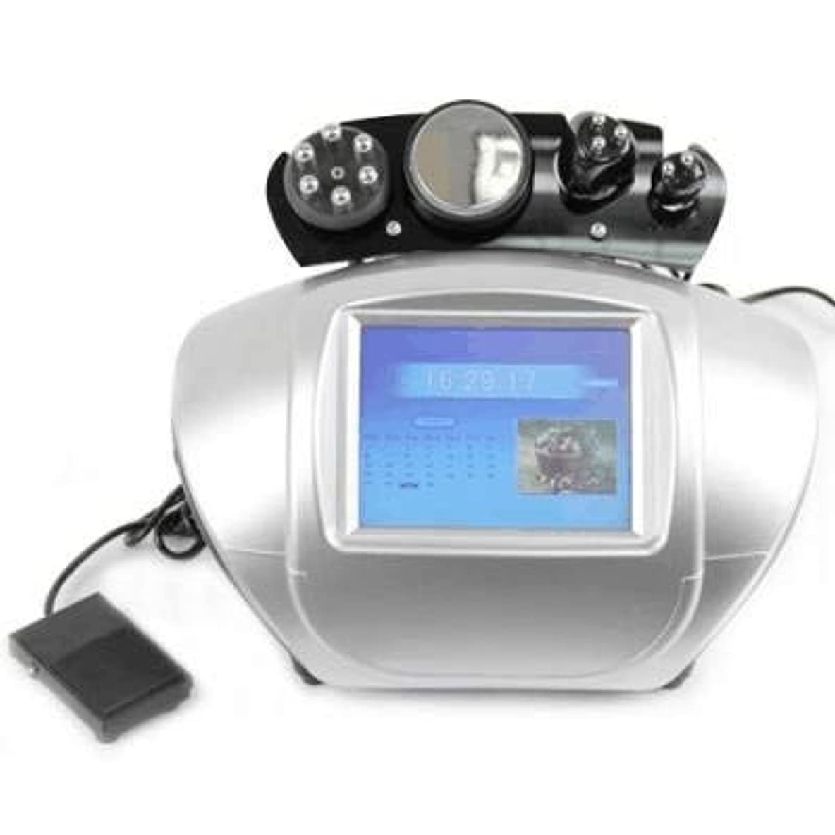 のどラウンジトリプルGoodLongエステサロン多極RF ラジオ波 EMS 超音波 キャビテーション 美容複合機 RU+6