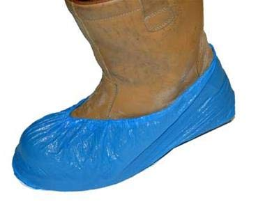 Overshoes Pack of 50 Disposable Shoe/BOOT Covers by SO...