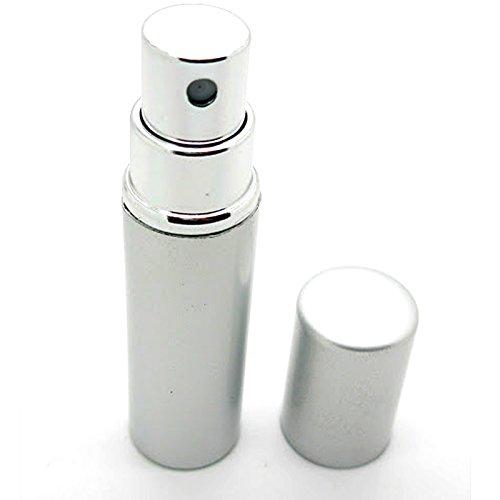 Mini Atomiseur Vaporisateur de Voyage Sac de toilette Parfum intérieur verre 2508