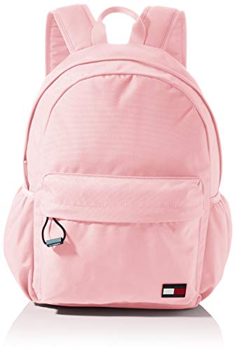 Tommy Hilfiger BTS Kids Core Backpack, Borse Unisex-Bambini, Romantic Pink, One Size