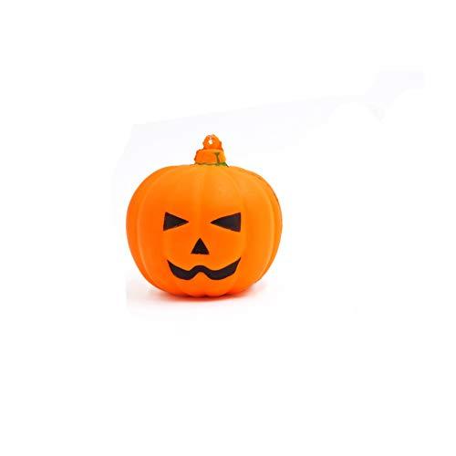 YCHSG Dress up Requisiten langsamen Rebound Halloween großen Kürbis Pu Simulation Food Vent Requisiten