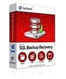 SysTools Recuperación de copia de seguridad SQL (Entrega de correo electrónico: sin CD)