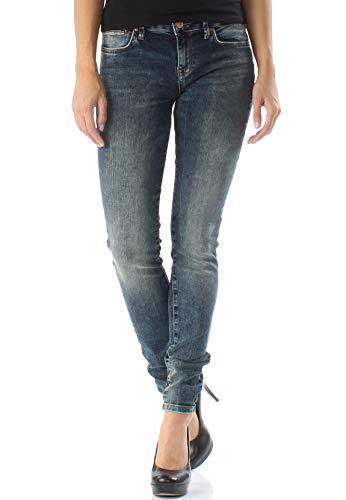 LTB Jeans LTB Jeans Damen Nicole Skinny Jeans, Blau (Erili Wash 51266), W25/L34