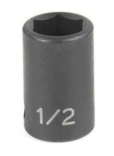 "Grey Pneumatic 81010M 3//8/"" Drive x 10mm Standard Duo-Socket 6 Point"