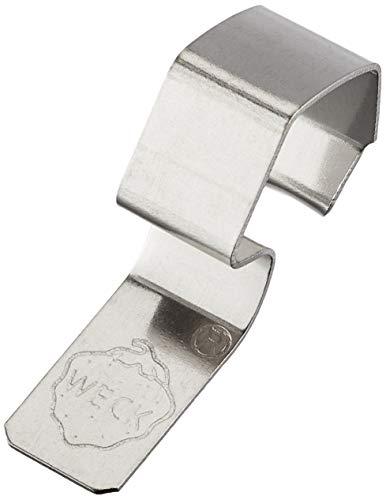Weck 32.868-00 Clip Metalliche, Confezione da 8