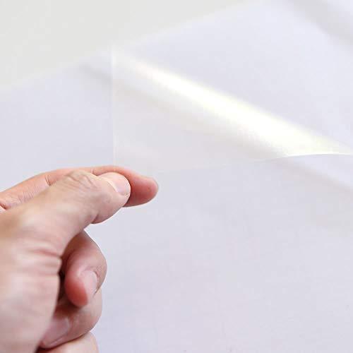 粘着力(中) - 1枚単品/ 転写シート /約A3サイズ 透明フィルム アプリケーションシート アプリケーションフィルム リタックシール 透明シート アプリケーションシート アプリケーションフィルム カッティング用シート用 転写フィルム 転写シール
