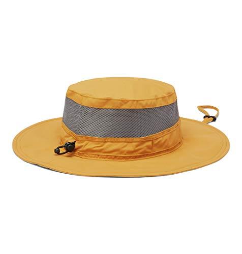 Columbia Unisex Bora Bora II Booney Hat, Moisture Wicking Fabric, UV Sun Protection, Canyon Sun, One Size