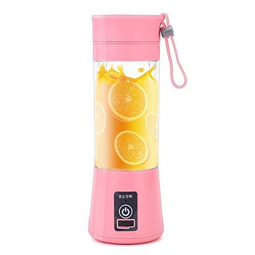 #N/V Portátil Eléctrico de Jugo Taza USB Exprimidor de Fruta Eléctrico de Mano Batido de Jugo Copa USB Licuadora