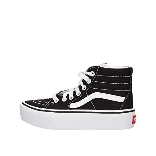 Vans Sk8 Hi Platform sneakers zwart voor kinderen VN0A4P3S6BT1