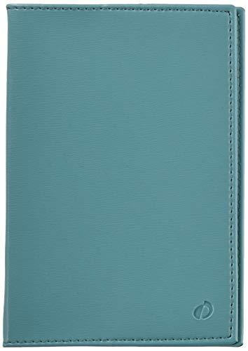 クオバディス手帳別売カバーソーホー(合皮)10x15cmスモーキーブルーqv10x1505sbc