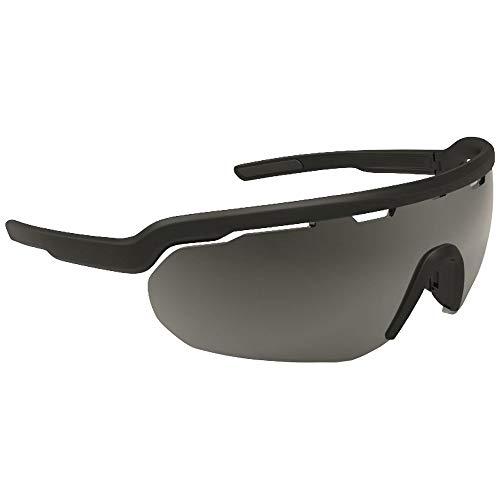 Briko Stardust 2 Lenses Gafas Sol Ciclismo, Unisex Adulto, Matt Black, One