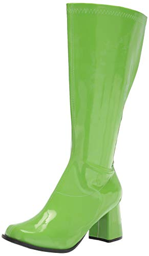 Ellie Shoes Women's Knee High Boot Fashion, Green, 9