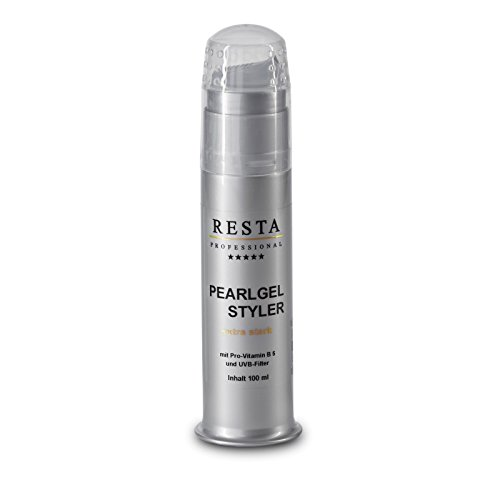 Resta Professional Pearl Styler Gel Extra puissant 100 ml