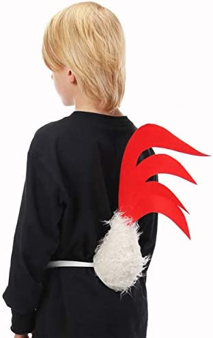 Chicken wings costume _image4