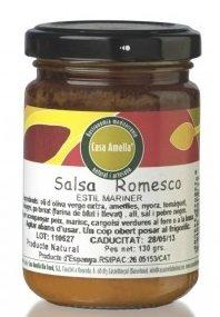 Salsa romesco 135 gr