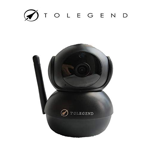 1080P HD Indoor WiFi Security Camera, Clever dog Wireless Nanny Cam Pan&Tilt Dome Camera with Night Vision, 2 Way Audio, Motion Detection