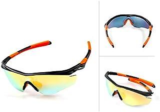 d5439a1d94 DAYANGE Gafas De Sol De Los Hombres De Deportes Gafas De Ciclismo En Ruta  100%