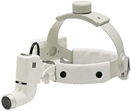Dental Surgical 5W LED Headlight Good Light Spot Headband ENT Specific DY-002 White by SuperElight
