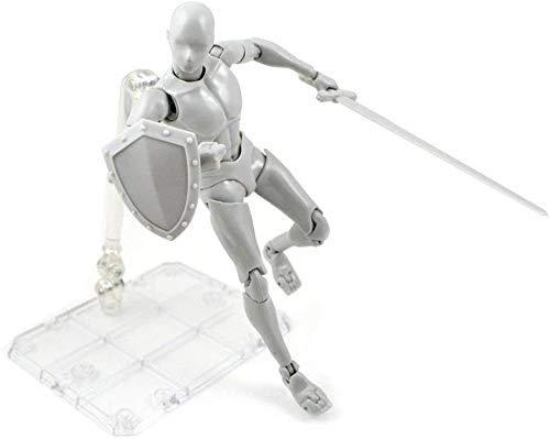 SHUMEISHOUT The New Body Kun Doll PVC Body-Chan DX Set 2.0 Modelo de Acción Modelo