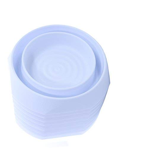 Trapbedbugs Bedbug Interceptor Pro, White, Pack of 8