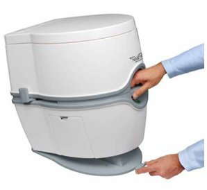 Porta Potti Excellence Toilettenschüssel