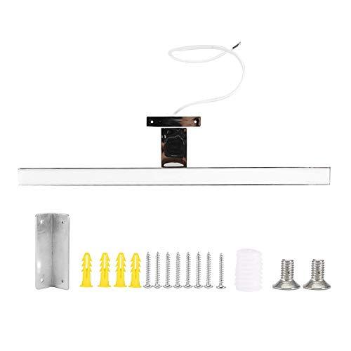 Badkamer LED-lampen, waterdicht Mistbestendig Eenvoudig LED-spiegel Voorverlichting Garderobekast Showcase Wandlamp voor thuis Slaapkamer Badkamerlamp Wandlampen 85-265V(8W)