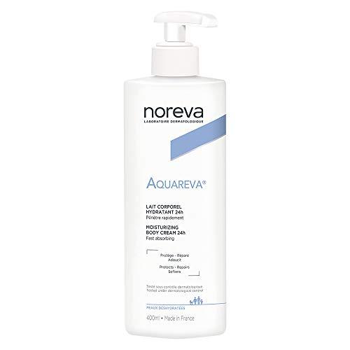 Noreva - Lait Corporel Hydratant Peaux Deshydratees 400ml Aquareva Noreva