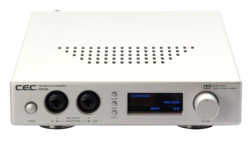 Purchase CEC Headphone Amplifier Hd-53n