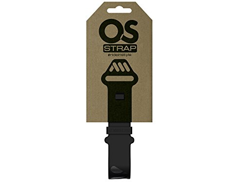 All Mountain Style AMSST135BK OS Strap to hold bike camera – For those Oh Shit! Moments when you flat, Black, M