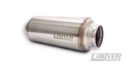 Carven Exhaust TR-Series 3