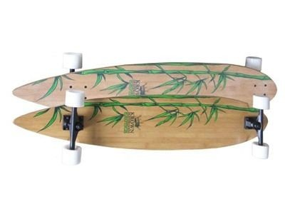KROWN Exotic Pintail 43 Longboard komplett