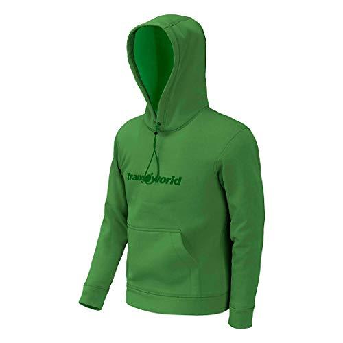 Trangoworld Kura Sweat-Shirt Unisexe pour Enfant Vert/Vert Chasse 16