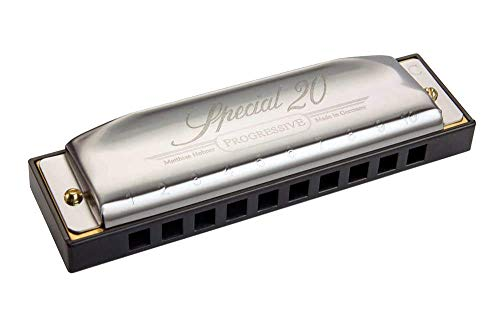 Hohner M560086X Special 20 G Mundharmonika