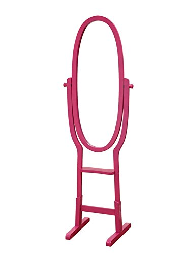 Frenchi Home Furnishing Kid's Mirror Stand, Purple