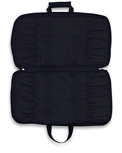 F. DICK Kochtasche, Culinary Bag (Tasche aus Nylonmaterial, für 34 Messer, waschbar, 48 x 25 x 8 cm, Leer) 8101000-01