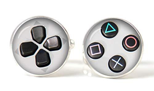 Manschettenknöpfe magglass Fernbedienung Playstation III