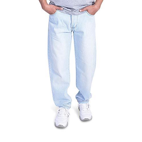 Picaldi Jeans New Zicco 473 Alaska | Karottenschnitt Jeans | schmalere Variante, Größe: 33W / 32L