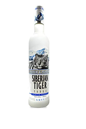VODKA PREMIUM SIBERIAN TIGER - 70cl