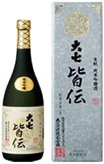 大七酒造(株) 大七 皆伝 純米吟醸 720ml/福島 e537